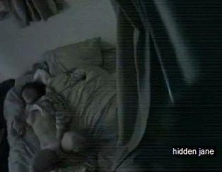 寝る前にベットでオナニーしてた妹をこっそり隠し撮りしたような動画