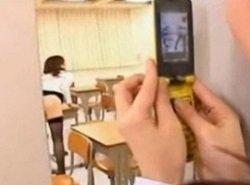 教室角オナニー姿を生徒にこっそり隠し撮りされる淫乱女教師