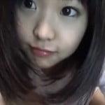 こんな可愛い美少女が自分撮りで高速クリオナニーで痙攣イキまくり